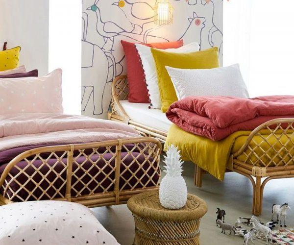 Faites le plein d'idées pour la décoration de la chambre de votre enfant