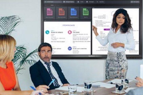 Pourquoi prendre un écran interactif comme outil collaboratif ?